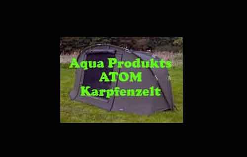 Aqua Atom Zelt zum angeln