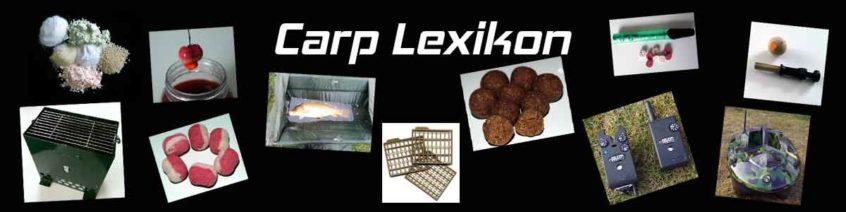 Carp Lexikon - Der Ratgeber zum Karpfenangeln