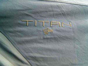 Karpenzelt Nash Titan