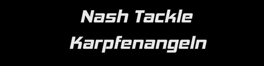Nash Tackle zum Karpfenangeln