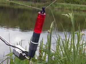 Swinger für Rod Pod