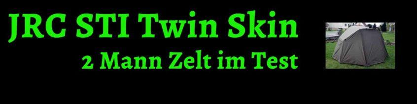 JRC Sti Twin Skin Zelt im Test